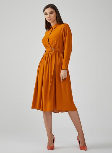 Gusto Elbise Sarı